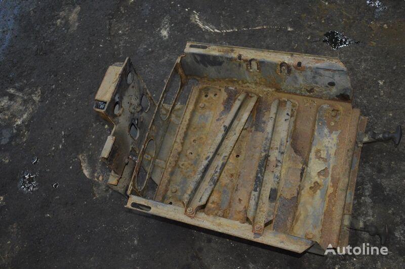 DAF Yashchik akkumulyatora battery box for DAF 45/55/65/75/85/95 (1987-1998) truck