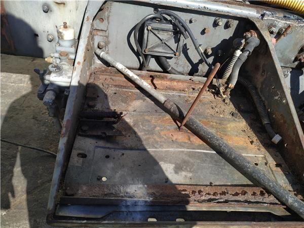 Soporte Baterias battery box for PEGASO COMET 1223.20 truck