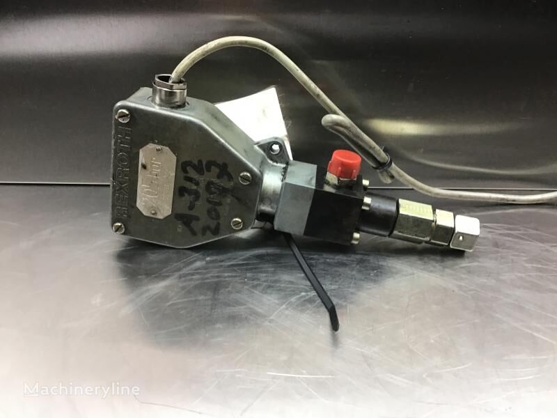 LIEBHERR Overload Warning (6000107) battery switch for LIEBHERR A974/A974B/A312 Li /A312/A900 Li/R902 Li/R902 LIEBHERR ENGINE/R902 KHD ENGINE/R922  excavator