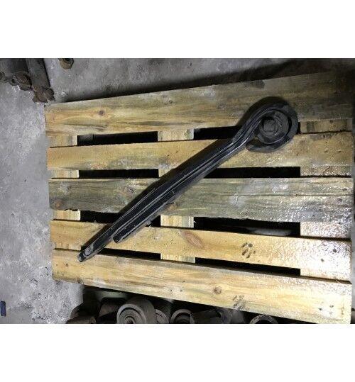 KASSBOHRER (69936900) beam spring for semi-trailer