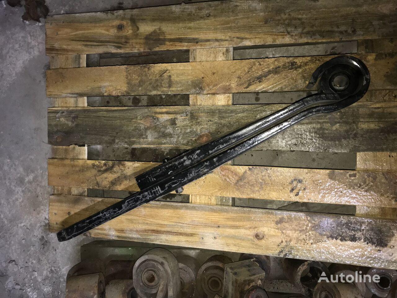 BPW beam spring for semi-trailer