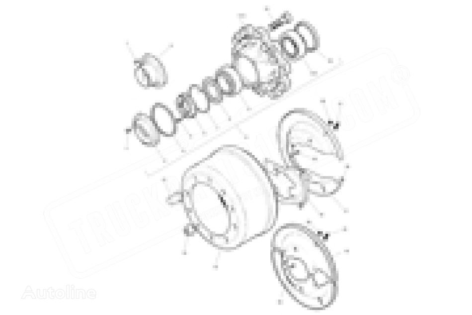 new ARVINMERITOR DT (99041045S) bearing for truck