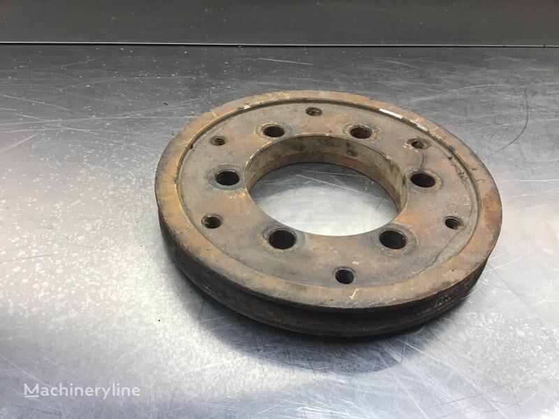 V-Belt Pulley (9268711) belt tensioner for LIEBHERR excavator