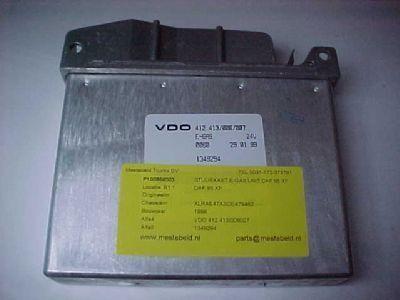 DAF Stuurkast e-gas board computer for DAF   truck