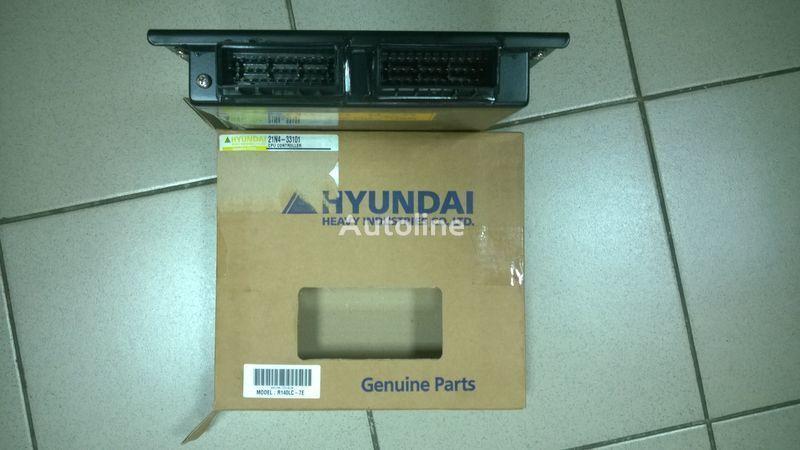 HYUNDAI 21N4-33101 CPU CONTROLLER board computer for HYUNDAI  R140LC-7 excavator