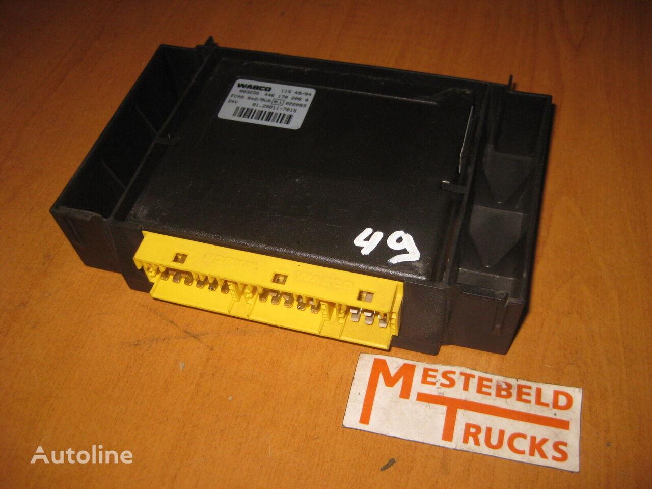MAN Ecas unit board computer for MAN   truck