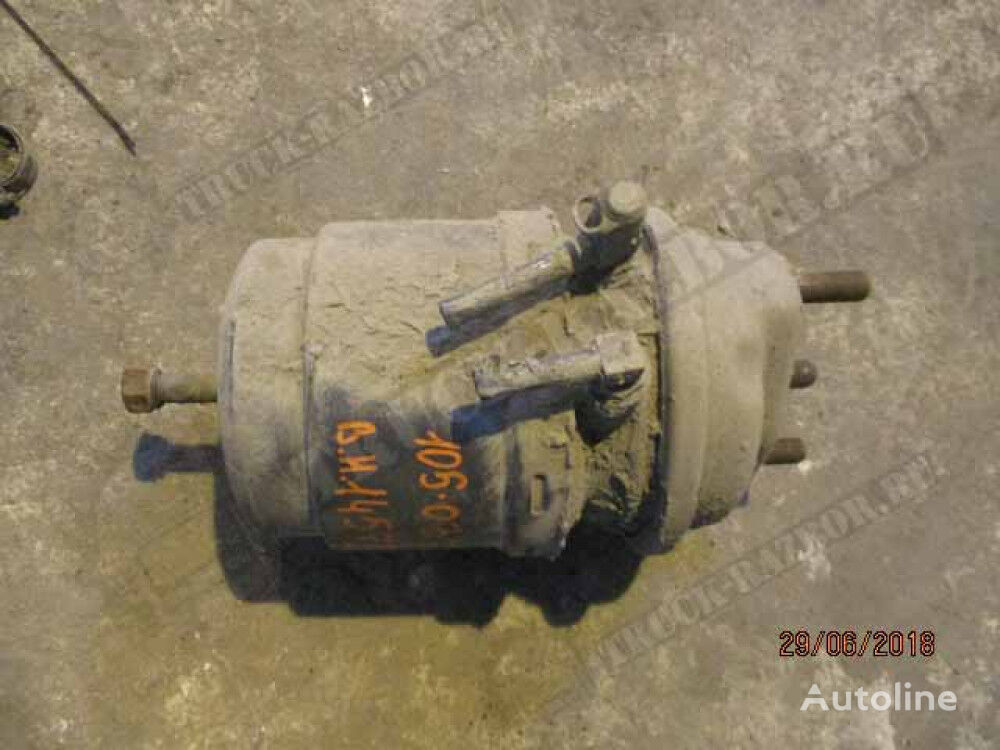 (1686001) brake accumulator for DAF tractor unit