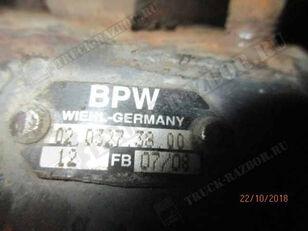 BPW (02.0327.38.00) brake accumulator for VOLVO tractor unit