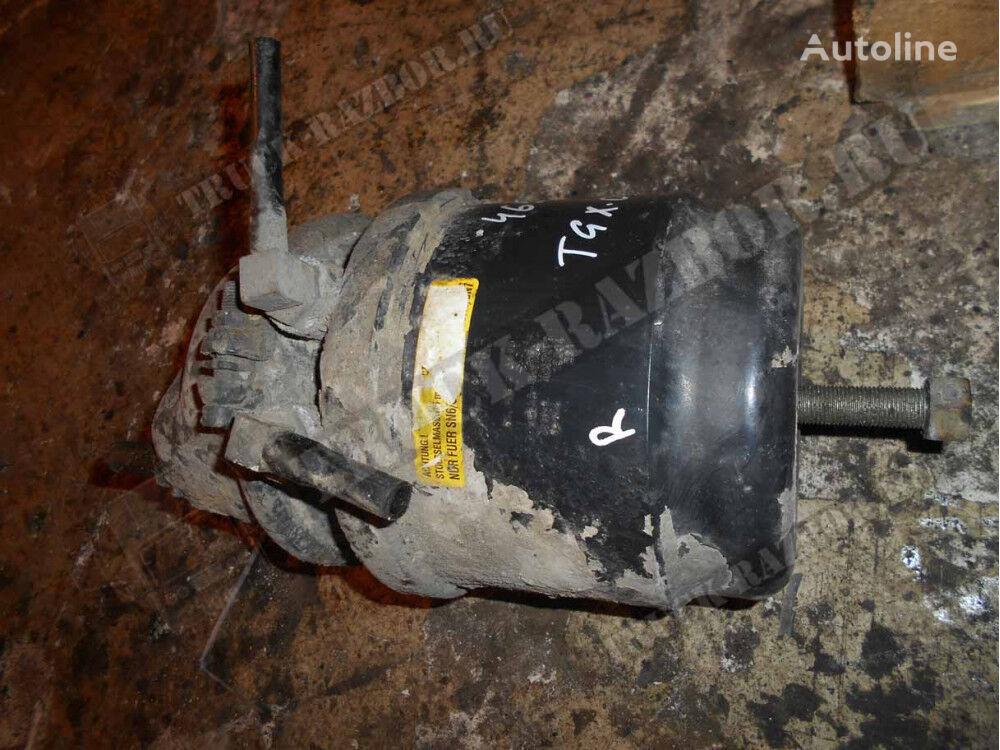 MAN R (81504106936) brake accumulator for MAN tractor unit