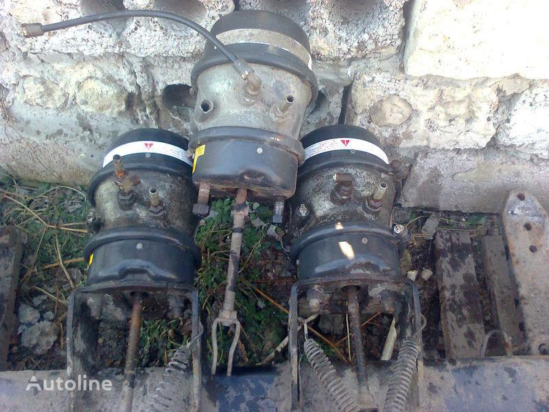 ,Cherkassy brake accumulator for semi-trailer