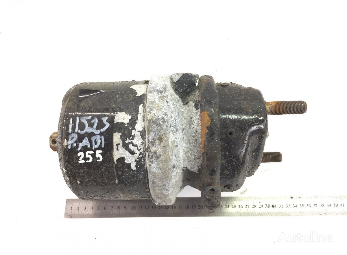 KNORR-BREMSE TGS 26.480 (01.07-) brake accumulator for MAN TGS (2007-) tractor unit