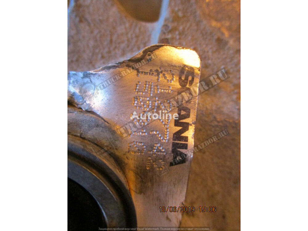 brake caliper for SCANIA R tractor unit