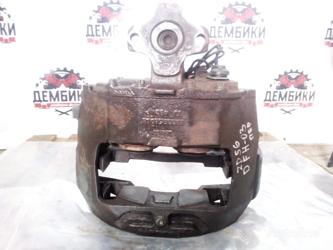 brake caliper for VOLVO FH12 truck