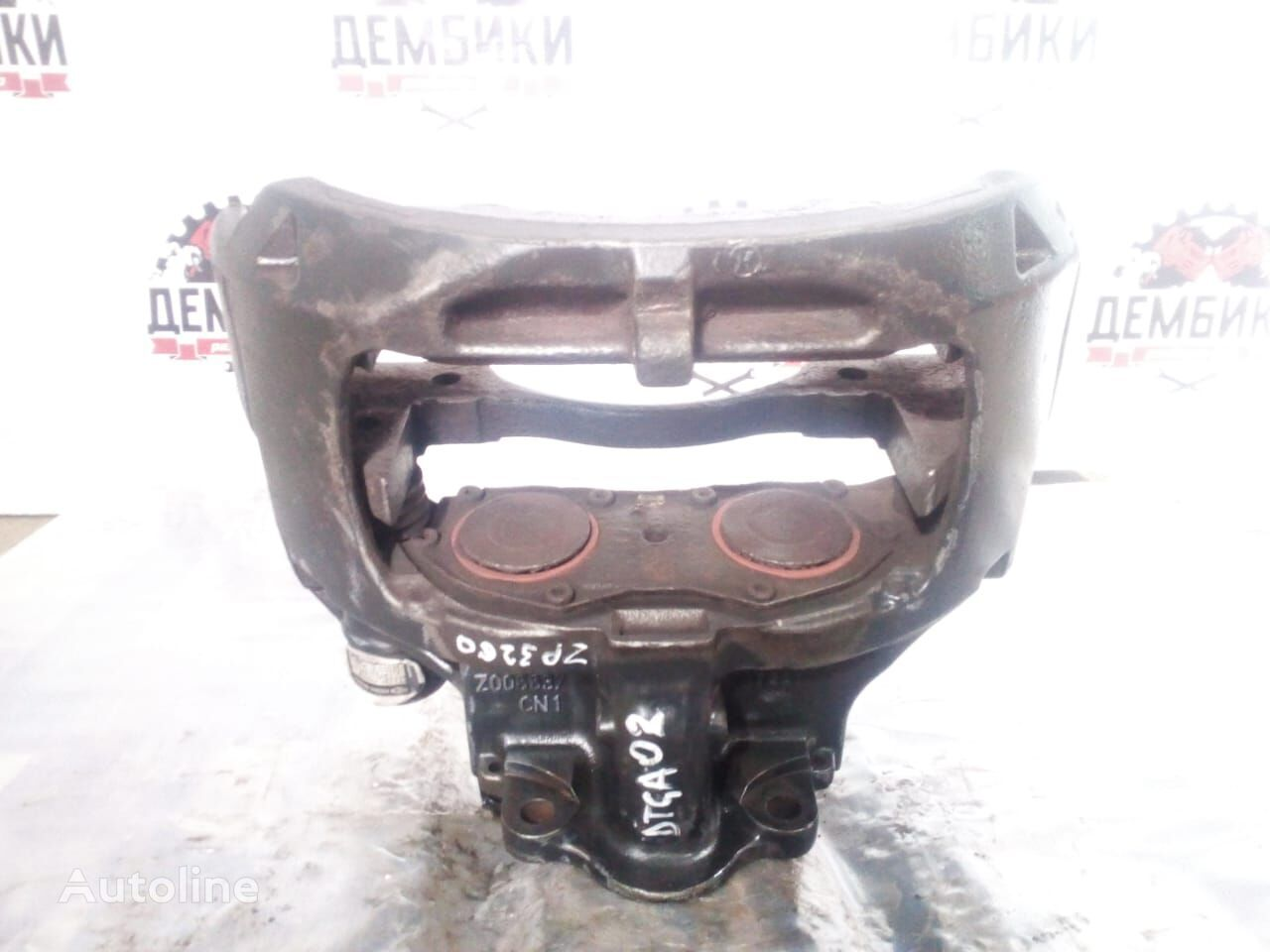 brake caliper for MAN TGA truck