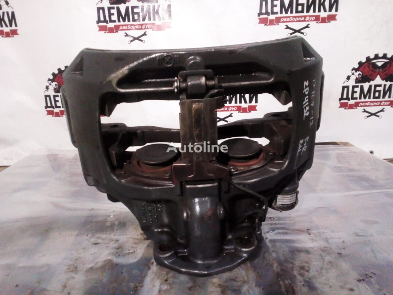 brake caliper for DAF XF105 truck