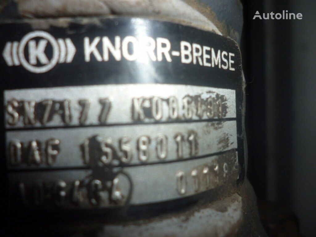 tormoznoy levyy peredniy DAF brake caliper for truck
