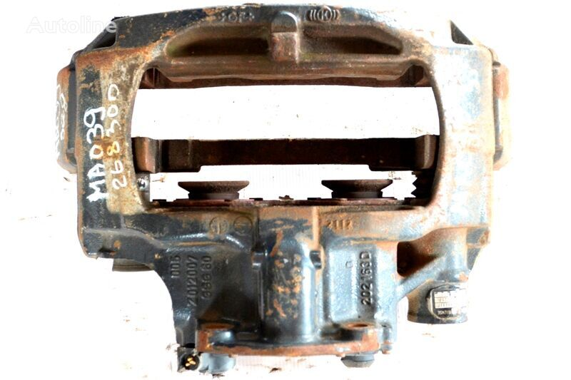 KNORR-BREMSE TGM 18.330 (01.05-) (81508066497) brake caliper for MAN TGM (2005-) truck