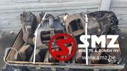 MERCEDES-BENZ Occ Remklauw Mercedes brake caliper for truck