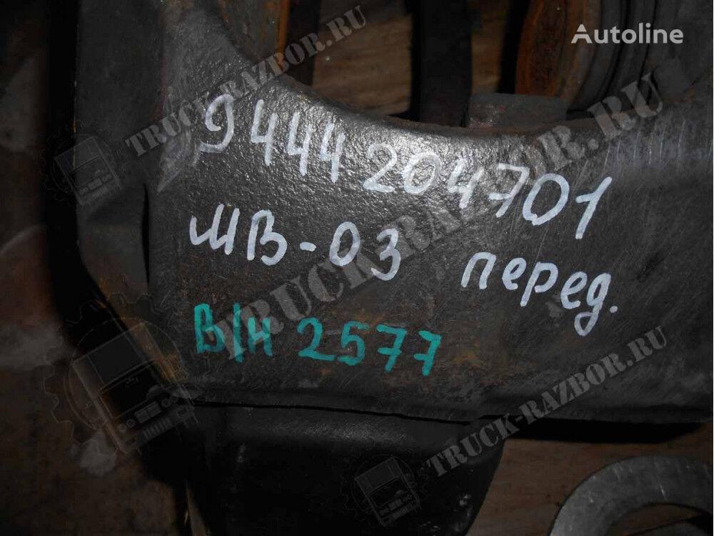 MERCEDES-BENZ peredniy brake caliper for MERCEDES-BENZ tractor unit
