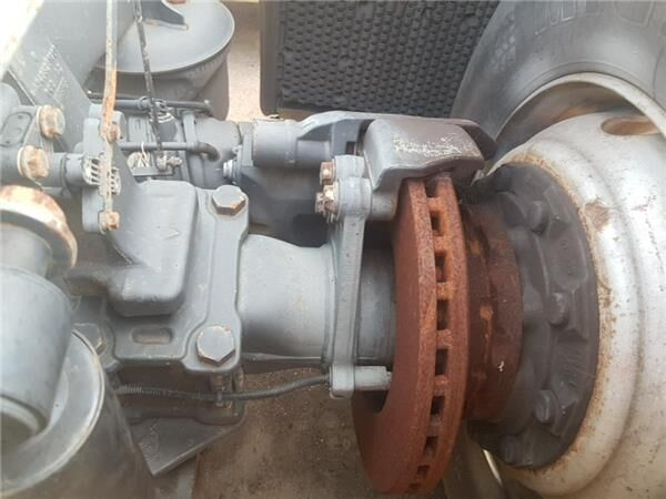 Pinza Freno Eje Trasero Derecho brake caliper for MERCEDES-BENZ Axor 2 - Ejes Serie / BM 944 1843 4X2 OM 457 LA [12,0 Ltr. - 315 kW R6 Diesel (OM 457 LA)] truck
