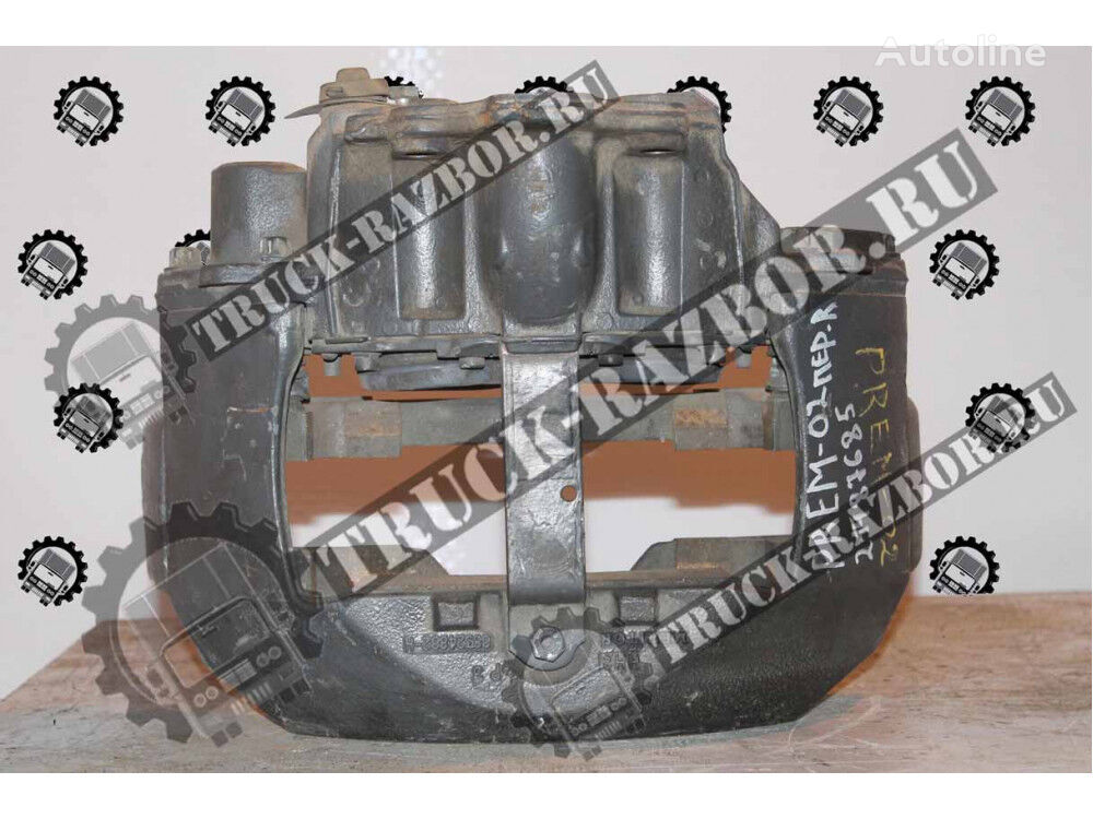 RENAULT Pered prav (21487685) brake caliper for RENAULT Premium  tractor unit
