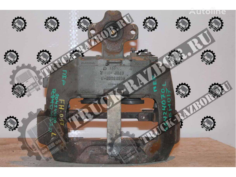 VOLVO brake caliper for VOLVO FH12 2003g. Pered lev tractor unit