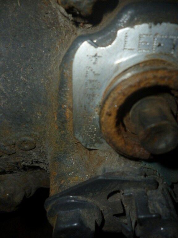 tormoznoy zadniy levyy Volvo brake caliper for truck