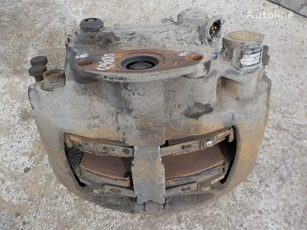 zadniy MAN brake caliper for truck