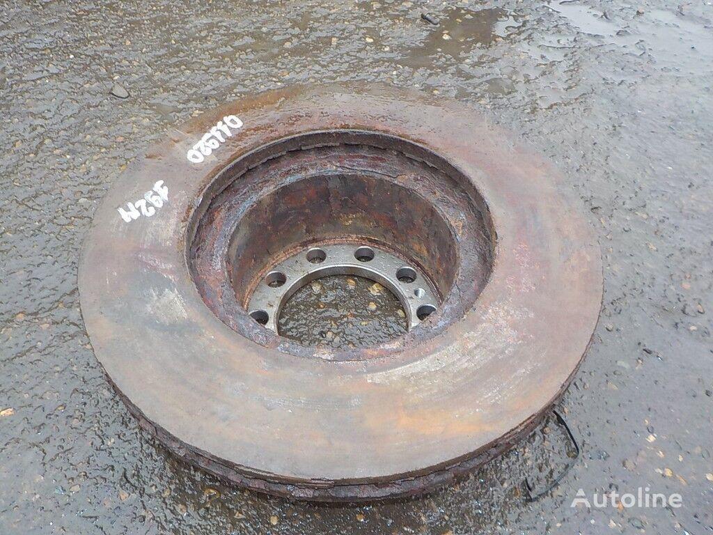 brake disk for MERCEDES-BENZ tractor unit