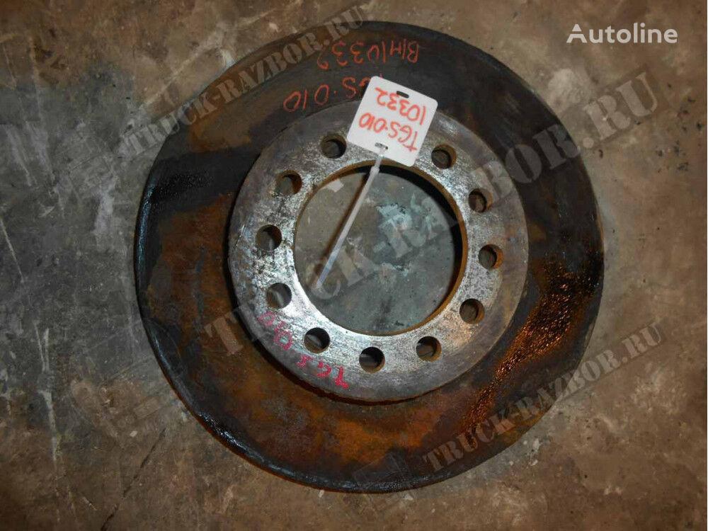 brake disk for MAN tractor unit