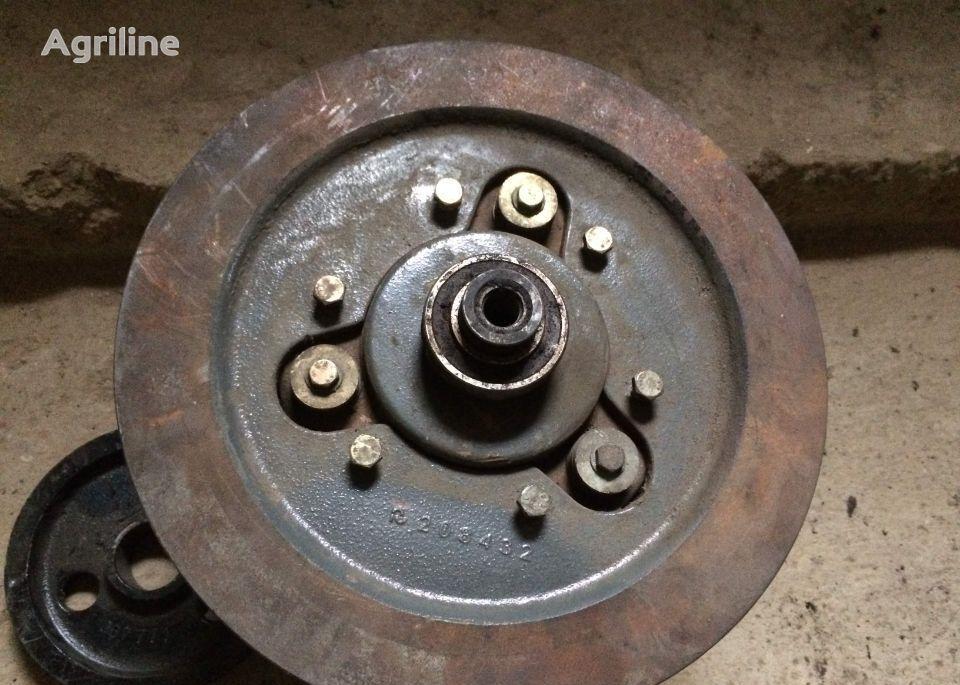 T208432 brake disk for CLAAS Lexion grain harvester