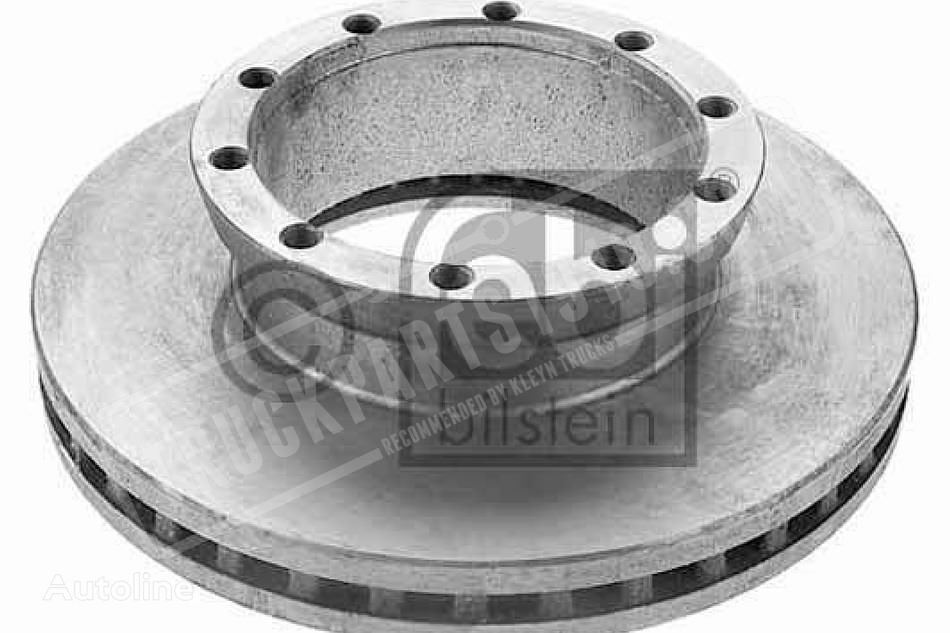 new FEBI BILSTEIN brake disk for truck