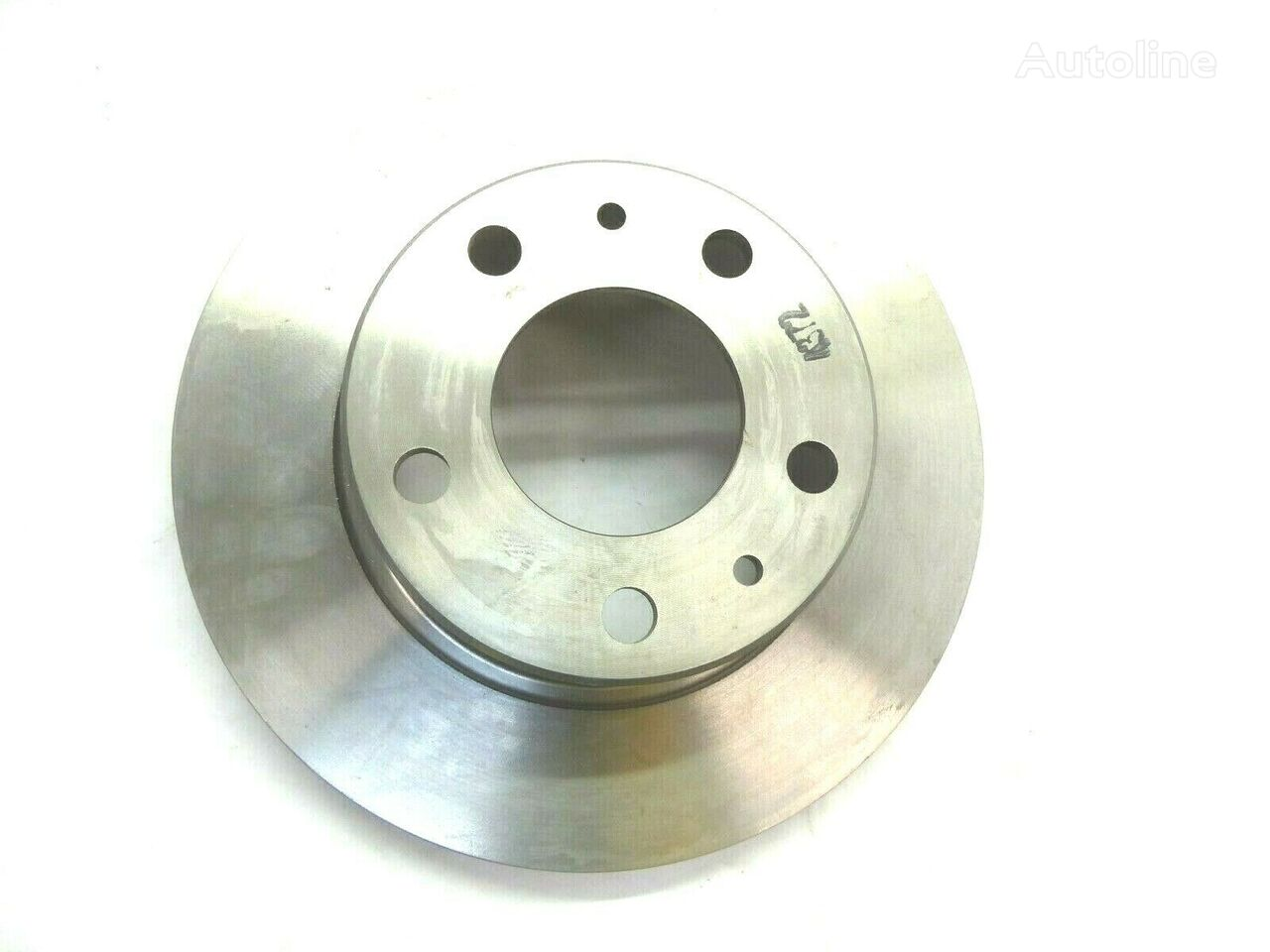 Original (42470836) brake disk for IVECO Daily commercial vehicle