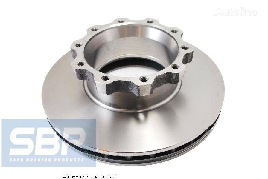 new MAN 430*45MM SBP (81.50803.0041) brake disk for MAN E 2000, F 2000, M 2000 L, M 2000 M 4.6-18.3 01.94- truck