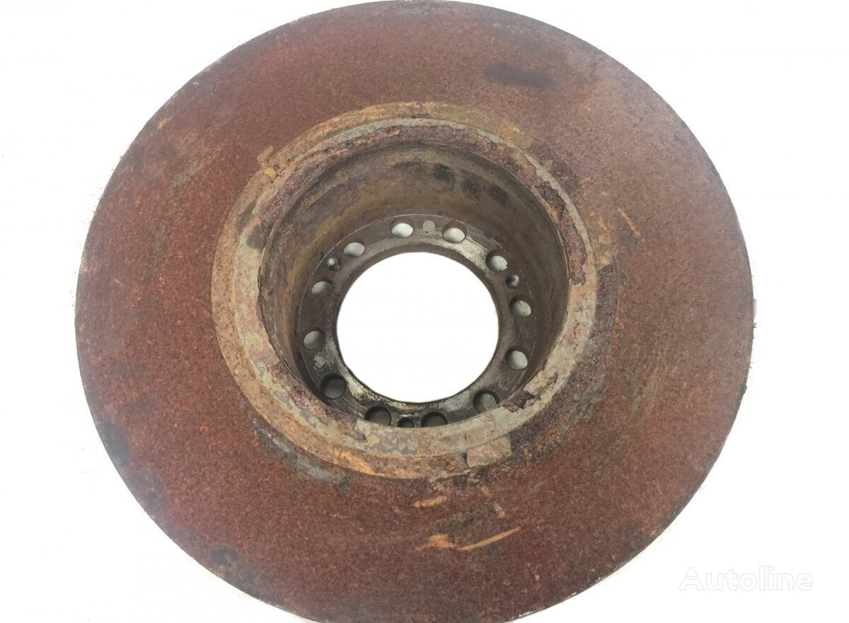 MAN Brake Disc, Front Axle Right brake disk for MAN TGA (2000-2008) tractor unit