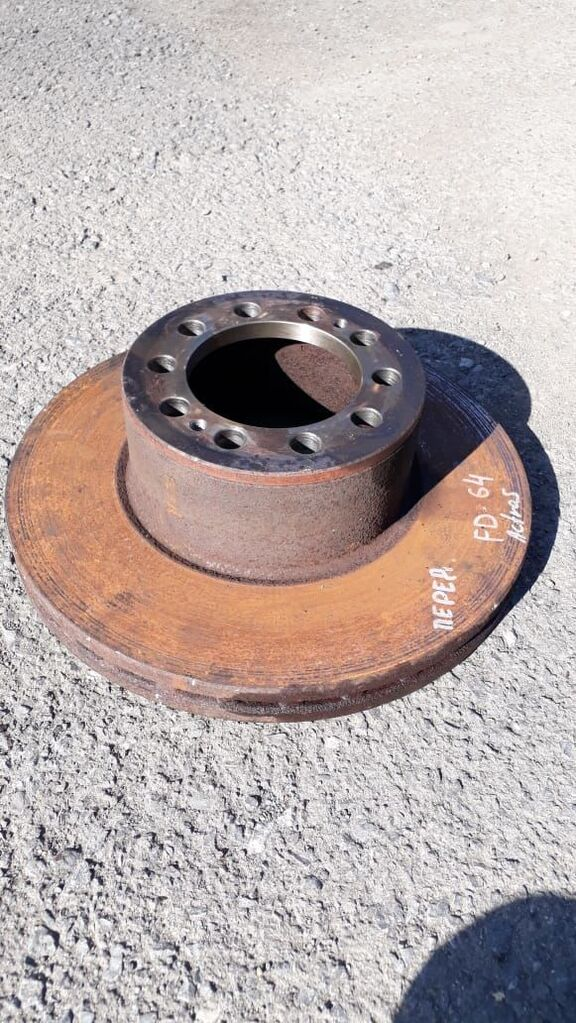 brake disk for MERCEDES-BENZ ACTROS tractor unit
