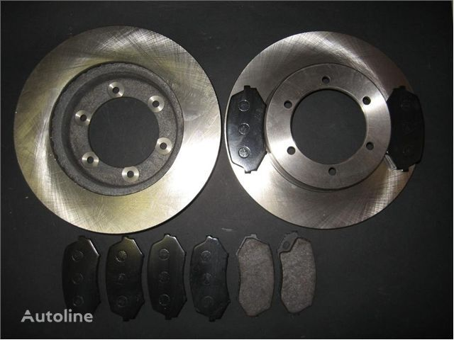 brake disk for MITSUBISHI TARCZE HAMULCOWE + KLOCKI PRZÓD MITSUBISHI FUSO 35 TARCZE truck