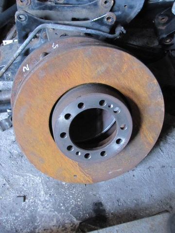 RENAULT brake disk for RENAULT MAGNUM tractor unit