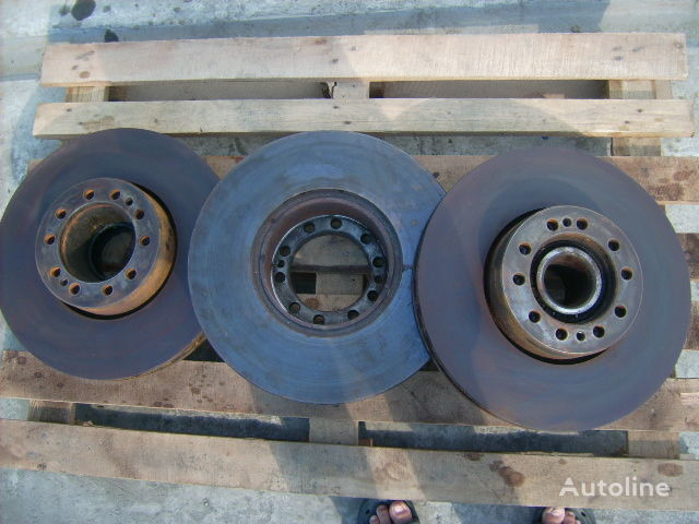 RENAULT brake disk for RENAULT MAGNUM, PREMIUM tractor unit