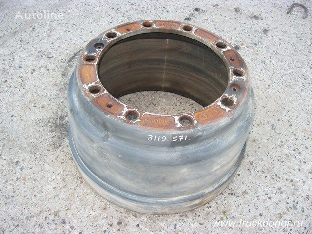 brake drum for SCANIA truck