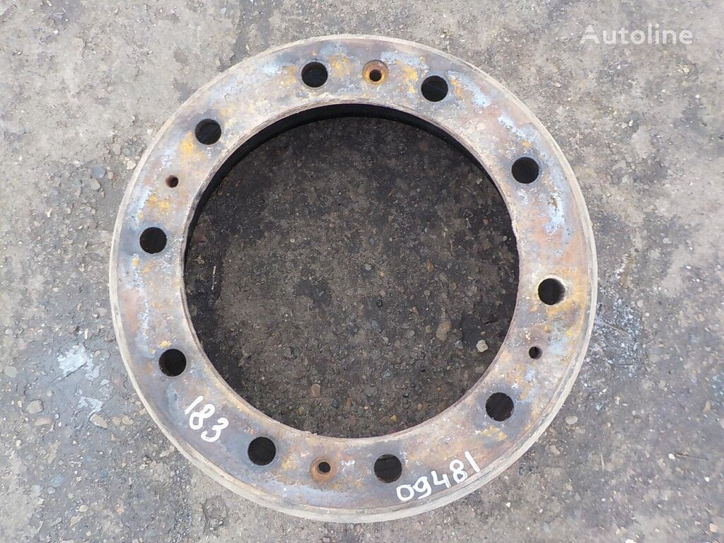 brake drum for IVECO truck