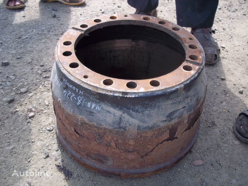 MAN brake drum for MAN 18 truck