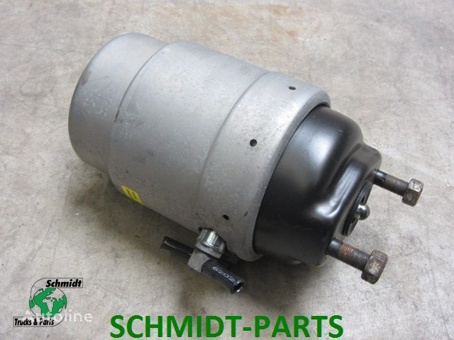 brake drum for MAN TGA tractor unit