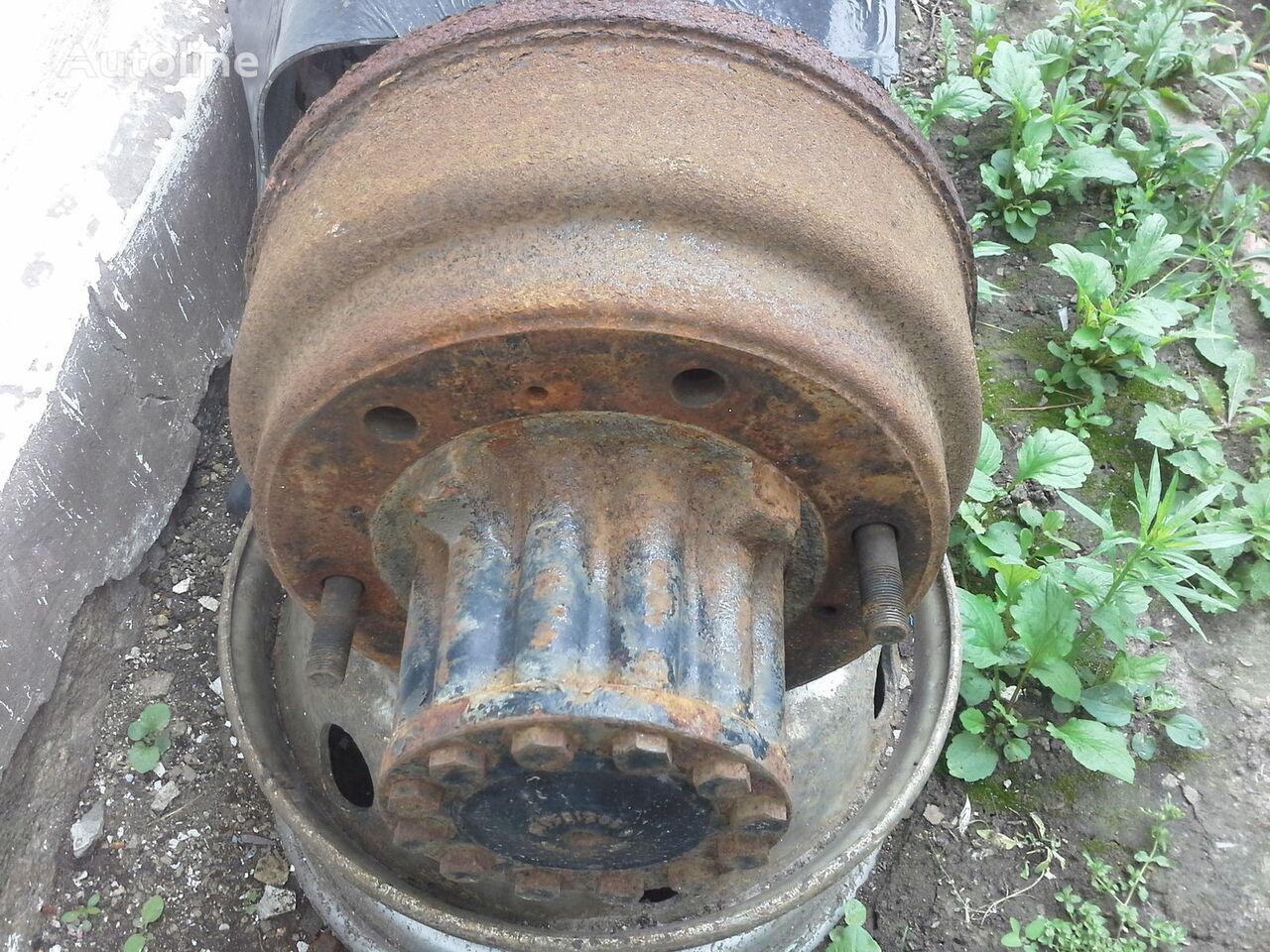 MAN-VW Tormoznoy cylindr Avrazborka MAN brake drum for MAN-VW 8.150 9.150 10.150 truck