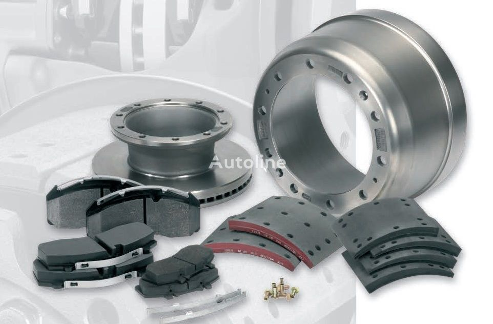 new SCANIA brake drum for SCANIA tractor unit