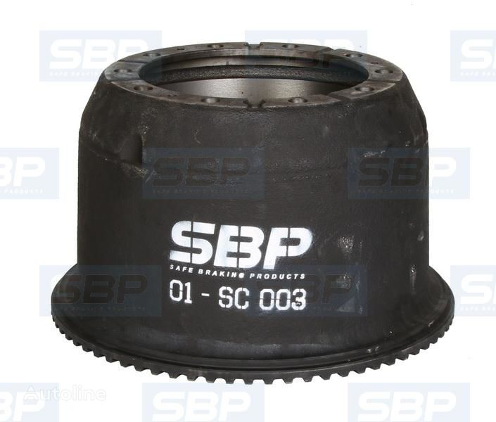new SCANIA brake drum for SCANIA truck