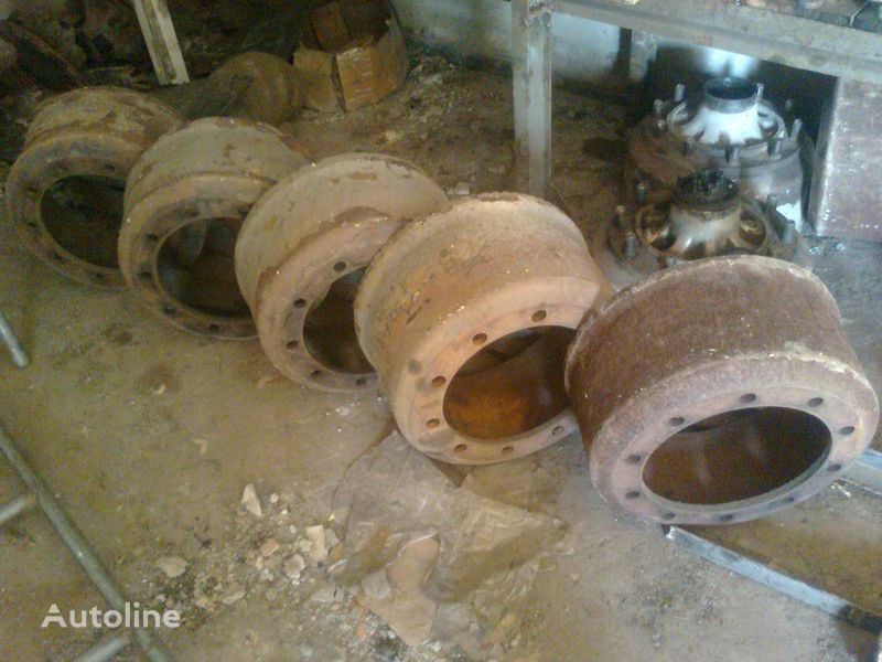 Tormoznoy baraban na polupricep,Cherkassy brake drum for semi-trailer