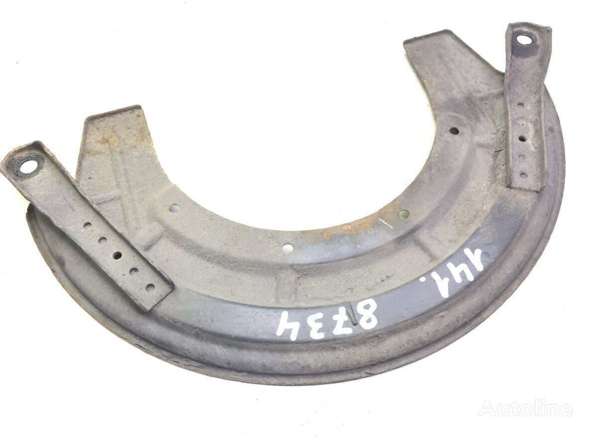 SCANIA Disc Brake Splash Shield brake lining for SCANIA P G R T-series (2004-) tractor unit
