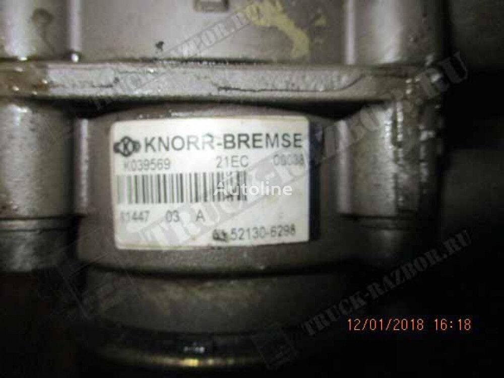 kran glavnyy tormoznoy (81521306298) brake master cylinder for MAN tractor unit