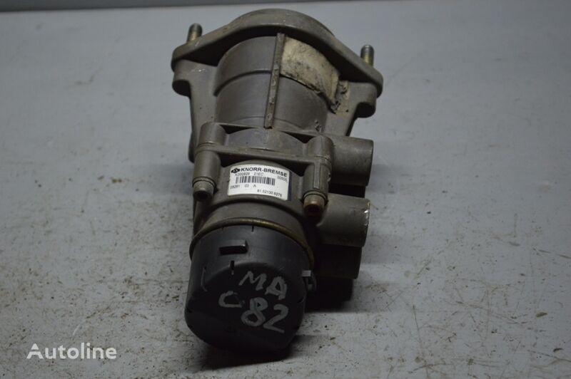 KNORR-BREMSE (K000926 K039569) brake master cylinder for MAN TGA (2000-2008) truck